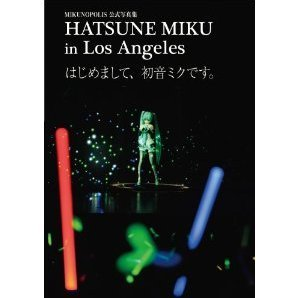 Mikunopolis Official Photograph Collection Hatsune Miku In Los Angeles