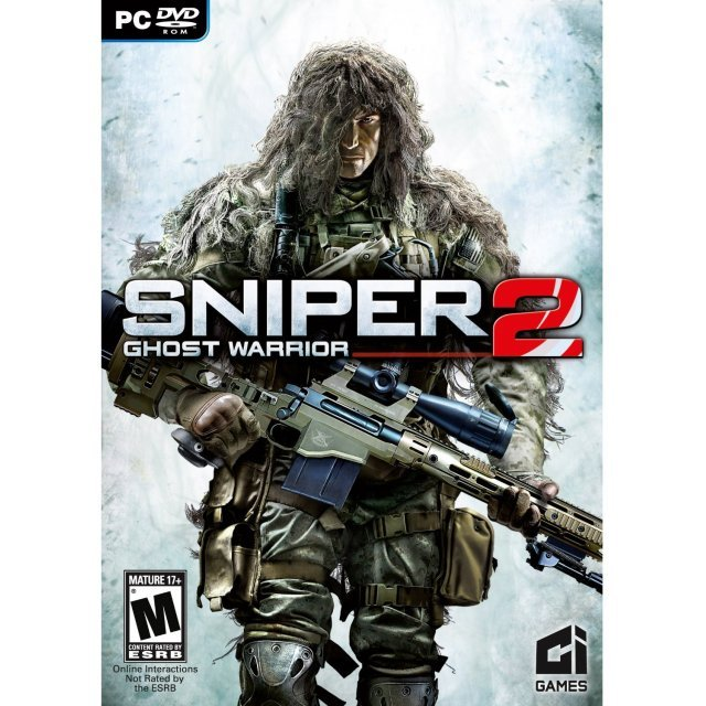 Sniper: Ghost Warrior 2 (DVD-ROM)