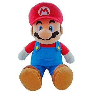 Super Mario Series Plush Doll: Mario (Extra Large)