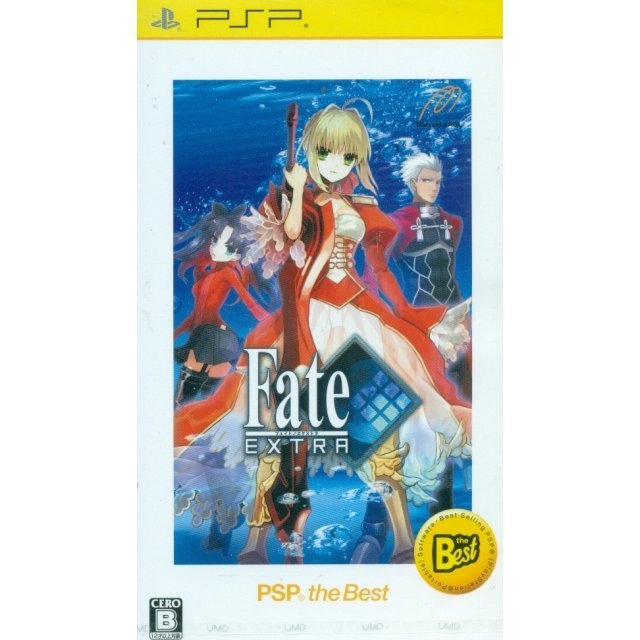 Fate/Extra (PSP the Best)