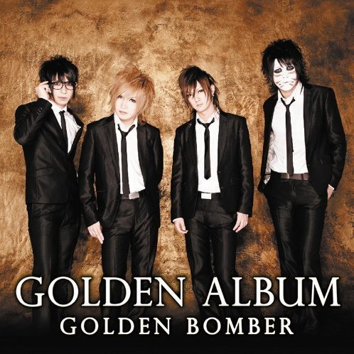 Golden Bomber [Limited Edition Type C]