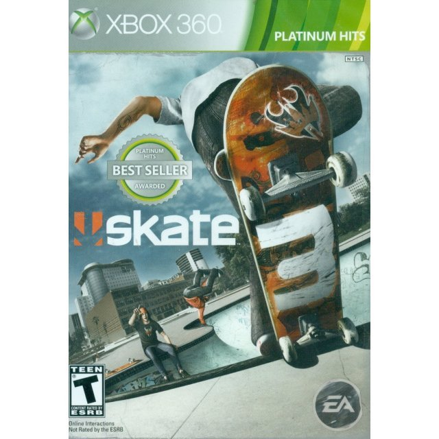Skate 3 (Platinum Hits)