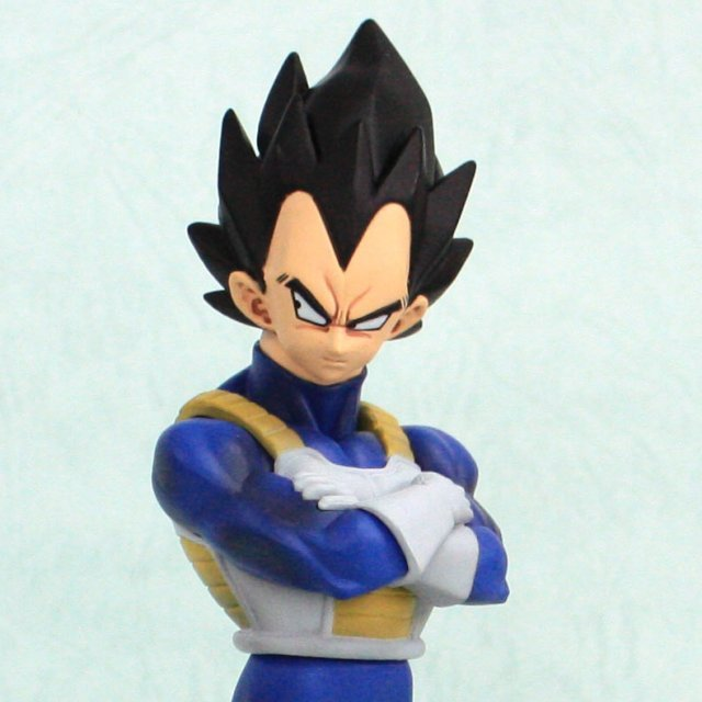Dragon Ball SCultures Pre-painted PVC Figure Vol.2: Vegeta