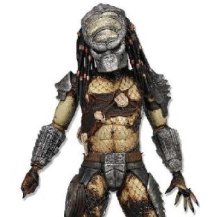 Predators Series 4 Pre-Painted PVC Action Figure: Boar Predator