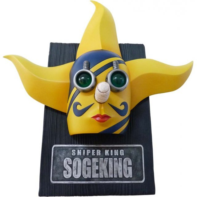 One Piece - Real Mask Project Series 1: Sogeking