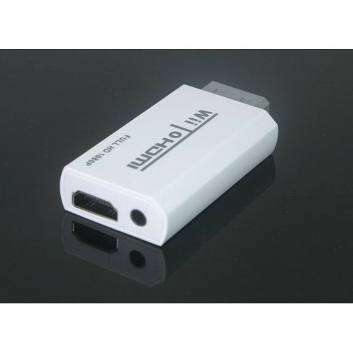 Mayflash Wii to HDMI Converter