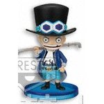 One Piece World Collectable Pre-Painted PVC Figure Vol.20: TV163 - Sabo