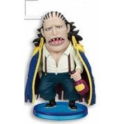 One Piece World Collectable Pre-Painted PVC Figure Vol.20: TV167 - Blue Jam