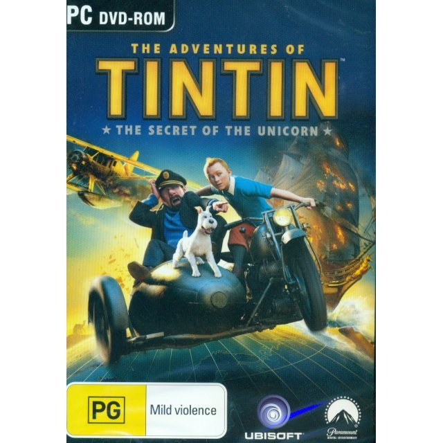 The Adventures of Tintin: The Game (DVD-ROM)