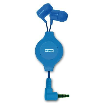 Hori Rewind Earphone V for PlayStation Vita (Blue)