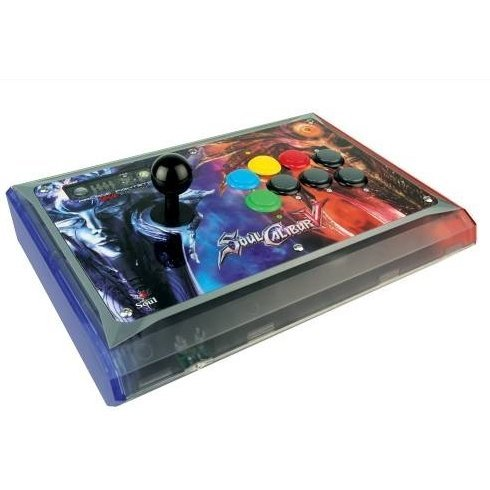 MADCATZ SoulCalibur V Arcade FightStick (Soul Limited Edition)