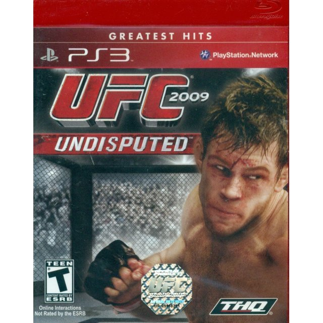 UFC 2009 Undisputed (Greatest Hits)