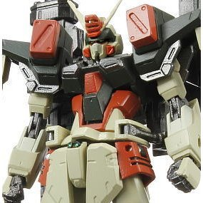 Mobile Suit Gundam Seed Non Scale Pre-Painted Figure: Robot Side MS Buster Gundam