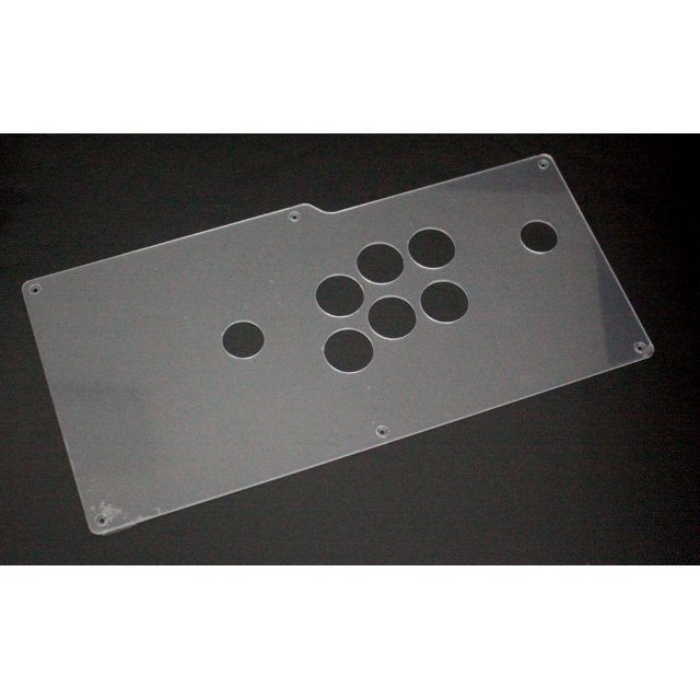 Qanba Real Arcade Fightingstick Q4 Replacement Cover (6 buttons)