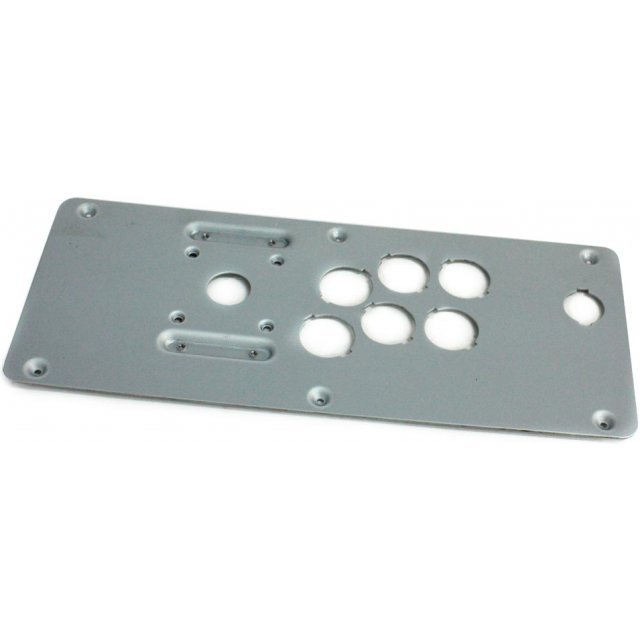 Qanba Real Arcade Fightingstick Q4 Replacement Metal Plate (6 buttons)