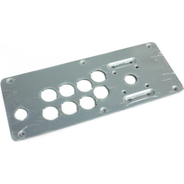 Qanba Real Arcade Fightingstick Q4 Replacement Metal Plate (8 buttons)