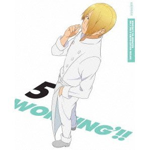 Working Vol.5 [Blu-ray+CD Limited Edition]