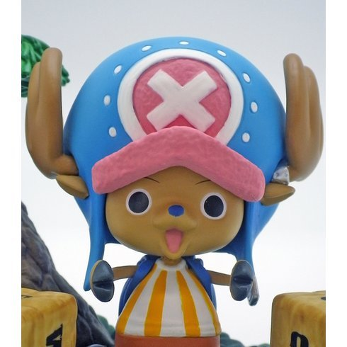 One Piece  Eternal Calendar Non Scale Pre-Painted PVC Figure: Chopper (New World Ver.)