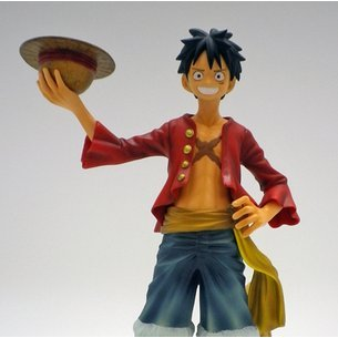 One Piece  Eternal Calendar Non Scale Pre-Painted PVC Figure: Luffy (New World Ver.)