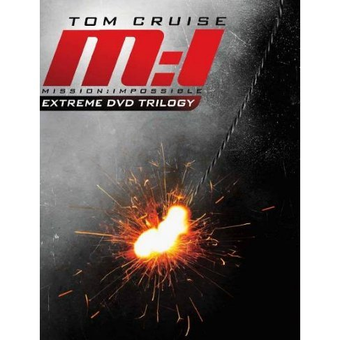 Mission: Impossible [Extreme DVD Trilogy]