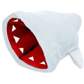 Monster Hunter Plush Cap: Gigi Bite Plush