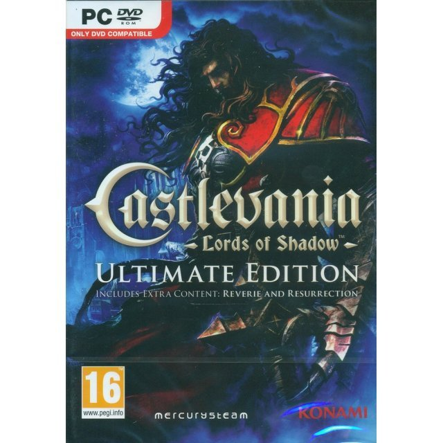 Castlevania: Lords of Shadow Ultimate Edition (DVD-ROM)