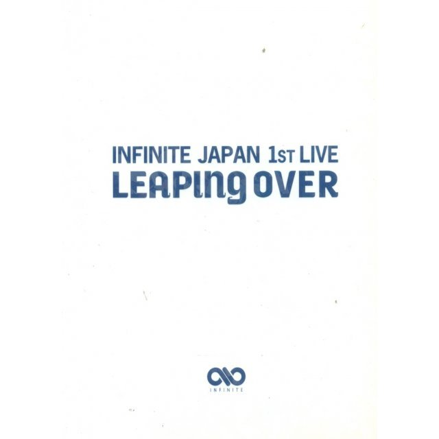Infinite Japan 1st Live Leaping Over DVD