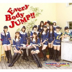 Everybody Jump [CD+DVD Jacket B]
