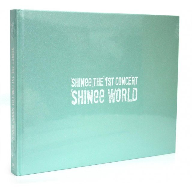 SHINee The 1st Concert Photobook: SHINee World