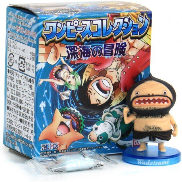 One Piece Deep Sea Pre-Painted Candy Toy