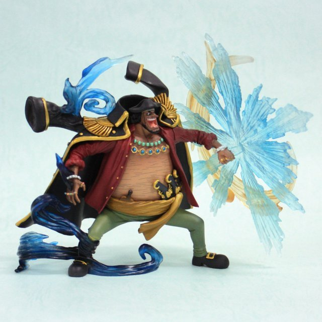 One Piece Super Effect Seven Warlords of The Sea Vol.1 Pre-Painted PVC Figure: Marshall D. Teach