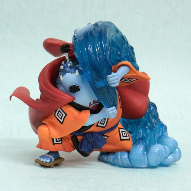One Piece Super Effect Seven Warlords of The Sea Vol.1 Pre-Painted PVC Figure: Jinbei