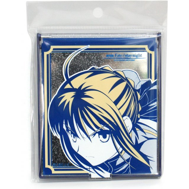 Fate/stay Night UNLIMITED BLADE WORKS Compact Mirror: Saber