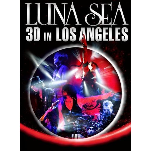 Luna Sea 20th Anniversary World Tour Reboot - To The New Moon - In Los Angeles