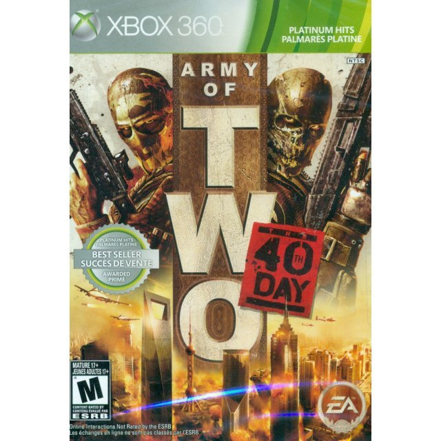 Army of Two: The 40th Day (Platinum Hits)