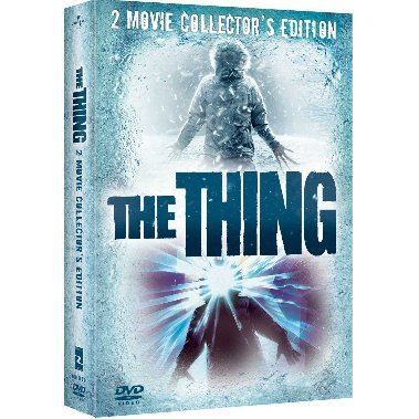 The Thing 1-2 Twin Pack DVD