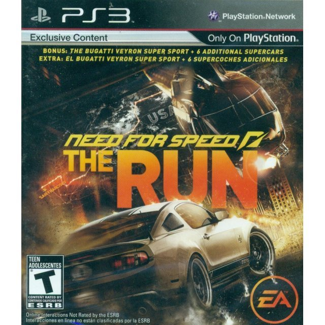 Need for Speed: The Run (English Version)