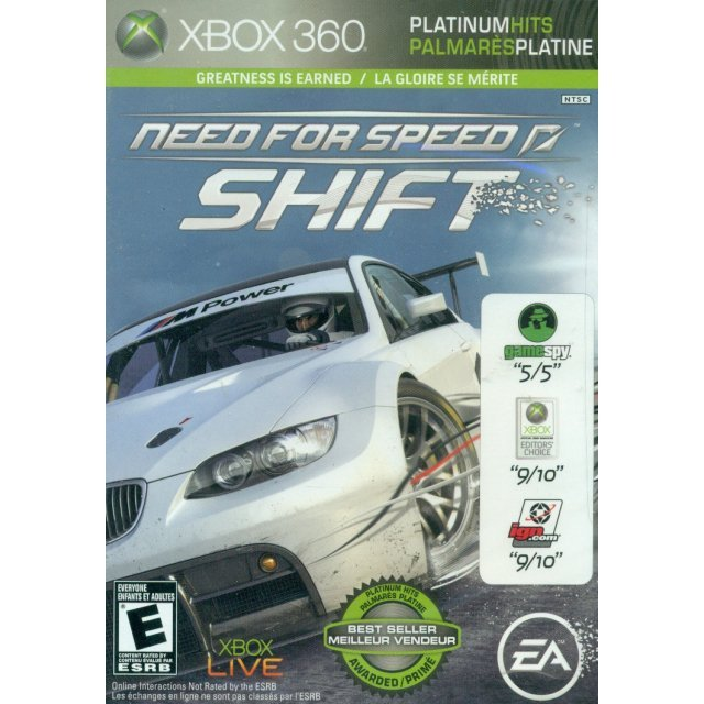 Need for Speed: Shift (Platinum Hits)