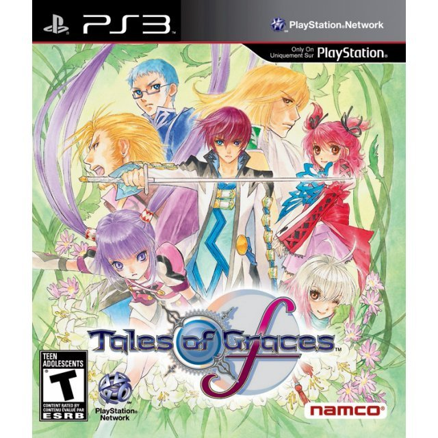 Tales of Graces F (English language Version)
