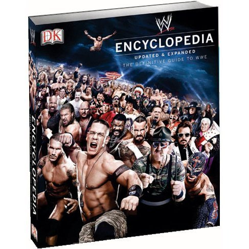 WWE Encyclopedia Second Edition