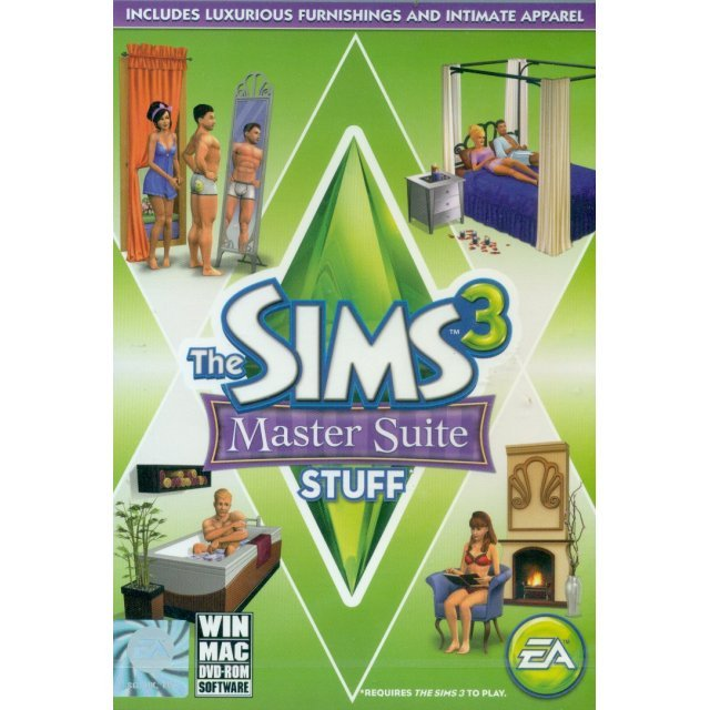 The Sims 3: Master Suite Stuff (DVD-ROM)