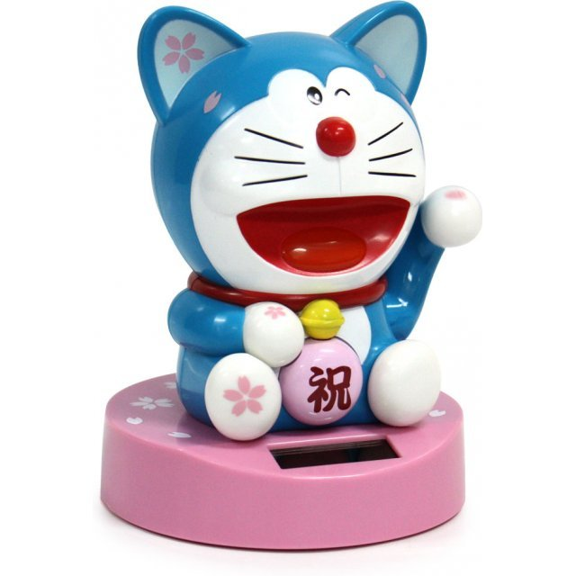 Doraemon Solar Power Figure: Doraemon Blue Ver.