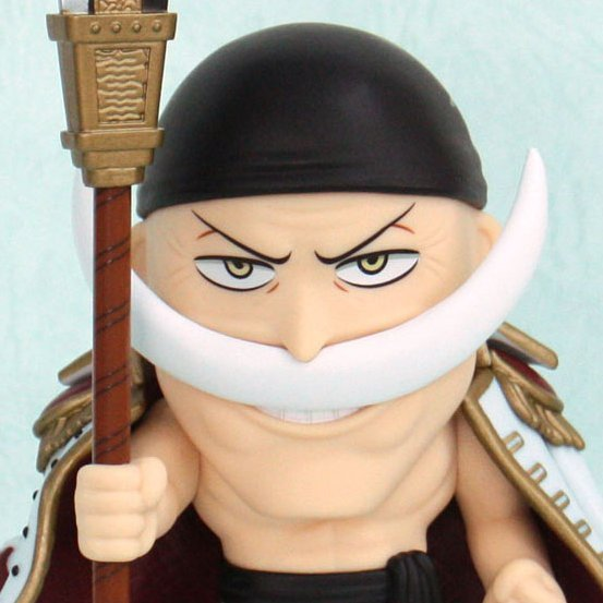 One Piece Ichiban Kuji Non Scale Pre-Painted PVC Figure: Whitebeard Edward Newgate