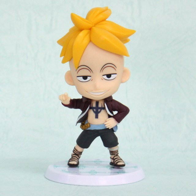 One Piece Ichiban Kuji Non Scale Pre-Painted PVC Figure: Marco