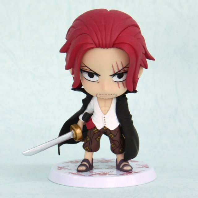 One Piece Ichiban Kuji Non Scale Pre-Painted PVC Figure: Shanks