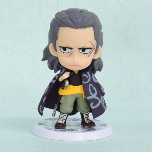 One Piece Ichiban Kuji Non Scale Pre-Painted PVC Figure: Ben Beckman