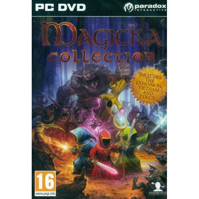 Magicka Collection (DVD-ROM)