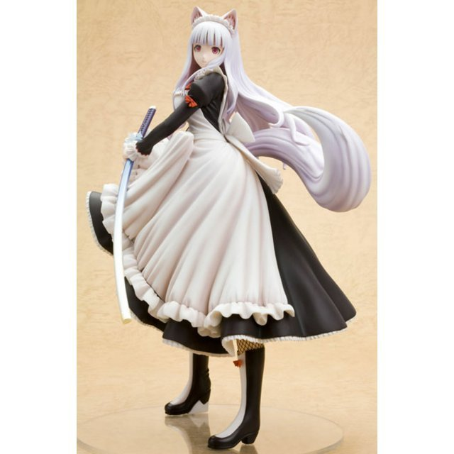 Shining Hearts 1/8 Scale Pre-Painted PVC Figure: Rouna Awakening Ver