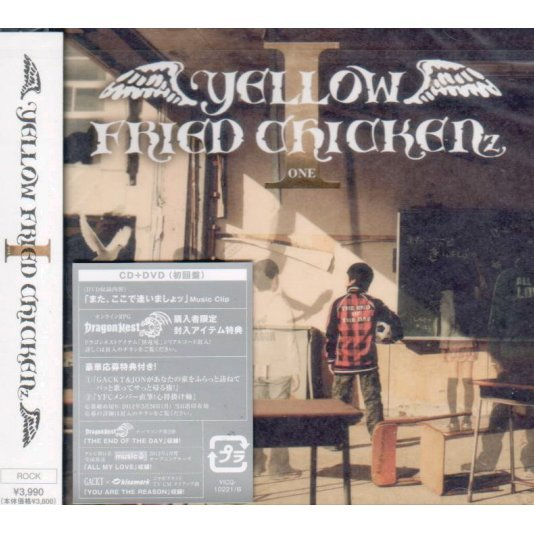 Yellow Fried Chickenz 1 [CD+DVD Type A]