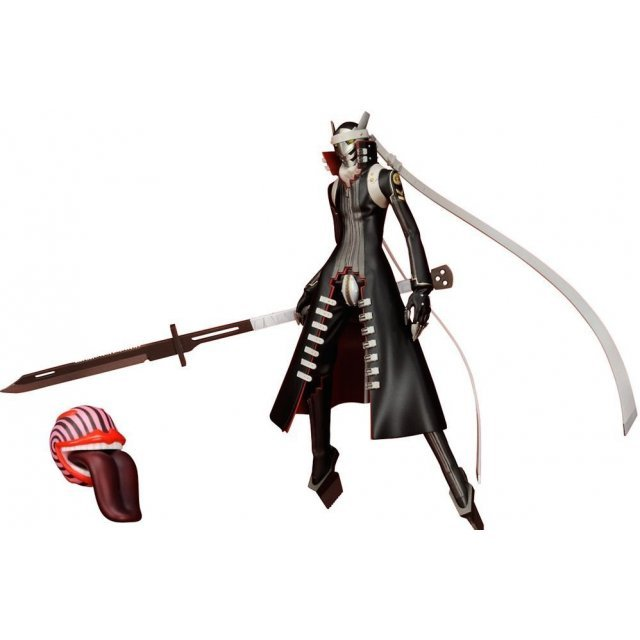 Twin Pack DX Non Scale Pre-Painted PVC Figure: Izanagi & Slipping Hablerie
